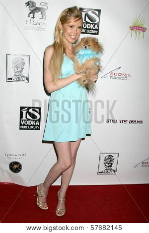 Shanna Olson at the Los Angeles Screening of 'Social Lights'. Regency Fairfax Cinemas, Los Angeles, CA. 08-05-09