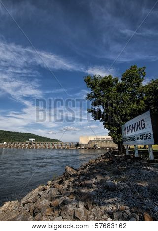 Joe Wheeler Dam - TVA Water Authority