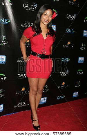 Ashlee Souza  at the Reality Cares Leap Foundation Benefit. Sunstyle Tanning Studio, West Hollywood, CA. 08-06-09