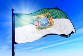 foto of bandeiras  - Rio Grande do Norte  - JPG