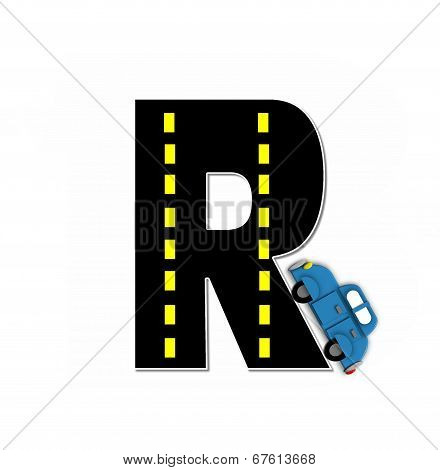 Alphabet Transportation By Road R