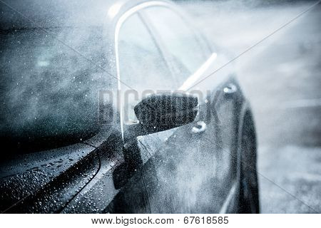 Gentle Car Washing
