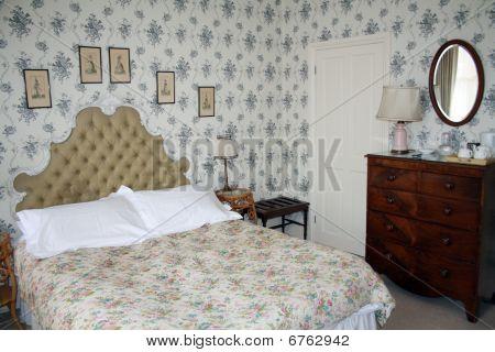 British Style Bedroom
