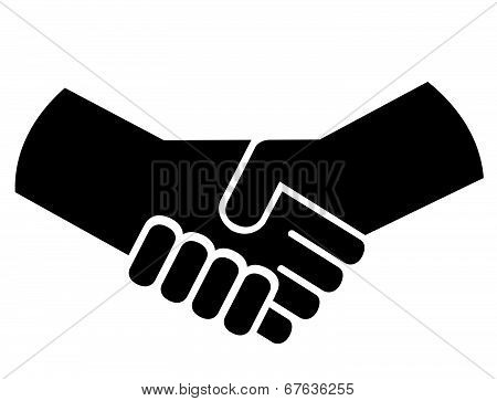 Handshake, Shake Hands Or Shaking Hands