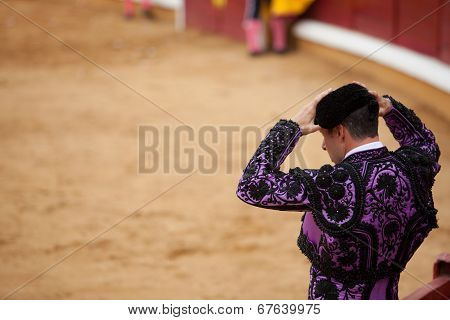 Montera Or Bullfighter Hat