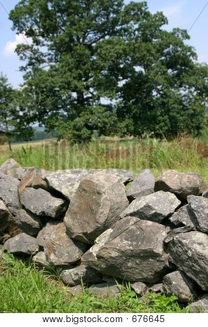 Fence Of Stones