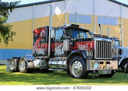 Gmc General 1986 American Show Truck