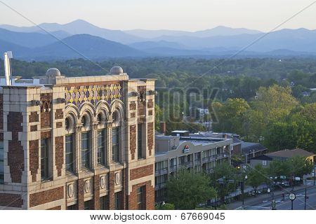 Asheville View