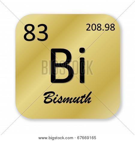 Bismuth element
