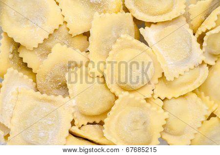 Fresh Homemade Italian Pasta, Agnolotti