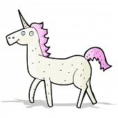 picture of unicorn  - cartoon unicorn - JPG