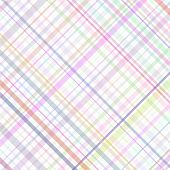 Pastel multicolored stripes plaid
