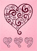 foto of soulmate  - heart symbol for various purpose and event such as valentine and wedding - JPG