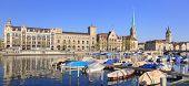 pic of zurich  - Zurich landmarks - JPG