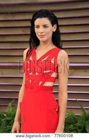 LOS ANGELES - MAR 2:  Liberty Ross at the 2014 Vanity Fair Oscar Party at the Sunset Boulevard on March 2, 2014 in West Hollywood, CA