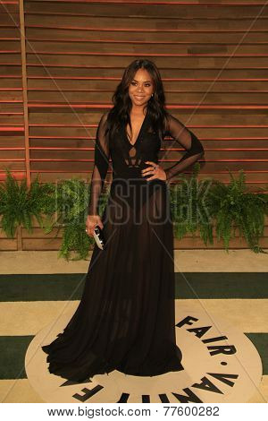 LOS ANGELES - MAR 2:  Regina Hall at the 2014 Vanity Fair Oscar Party at the Sunset Boulevard on March 2, 2014 in West Hollywood, CA