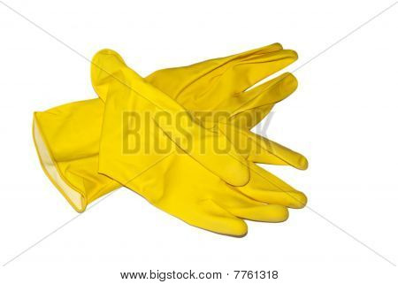 Rubber Gloves