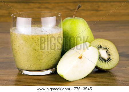 kiwi smoothie