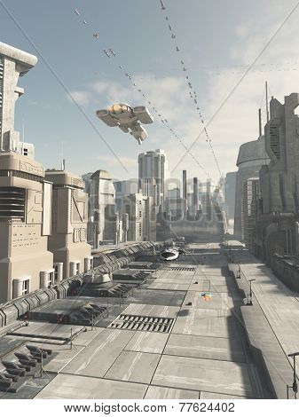 Future City Street