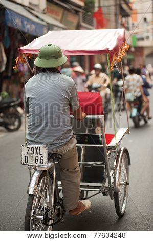 Cycro In Hanoi,vietnam.