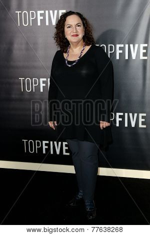 NEW YORK-DEC 3: Actress Olga Merediz attends the