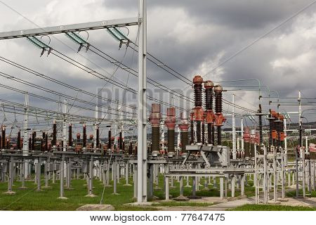 Electricity Distribution Station