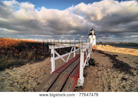 Brant Point Light