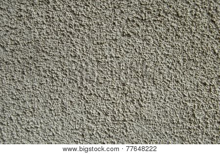 Grey Wall Acrylic Paint Pattern Texture