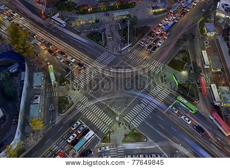 Urban traffic and congestion with Speed and Motion concept