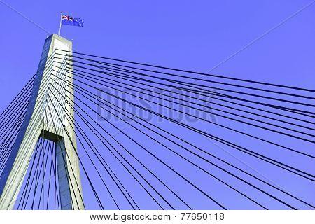 ANZAC Bridge, Sydney, Australia