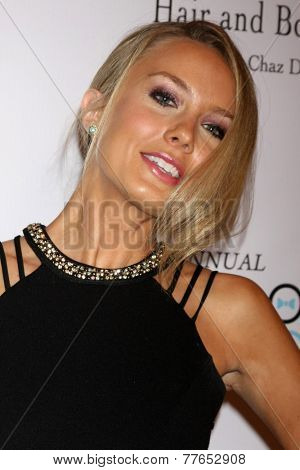 LOS ANGELES - DEC 5:  Melissa Ordway at the 6th Annual Night Of Generosity at the Beverly Wilshire Hotel on December 5, 2014 in Beverly Hills, CA