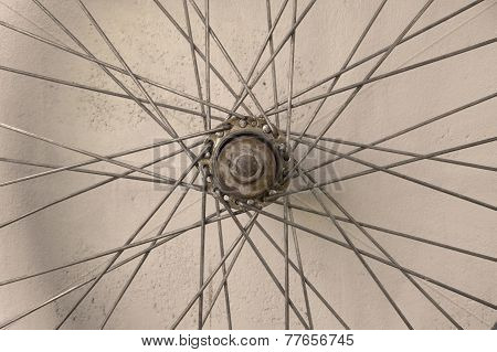 Bicycle Spoke Wheel
