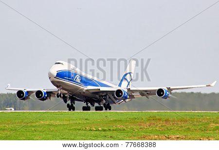 Airbridgecargo Boeing 747