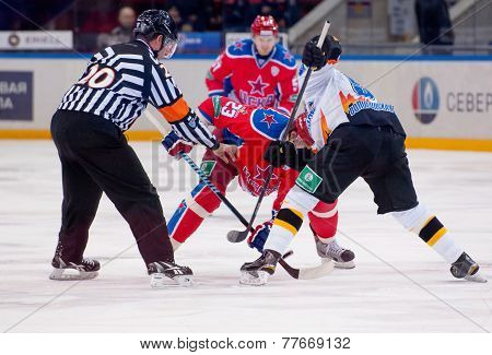 Faceof. Chernov P. (53) Vs Stas A. (23)