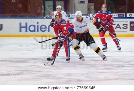 Bondarev A. (9) Atack