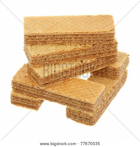 Pile Of Waffles
