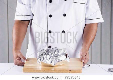 Chef Presented Roast Chicken