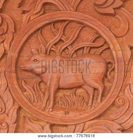 Pig  Chinese Zodiac Animal Sign