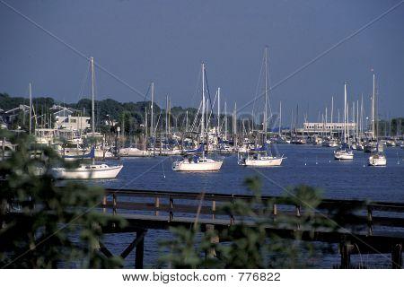 milford boat yard