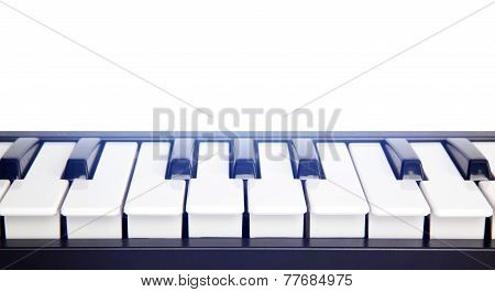 Piano Isolated