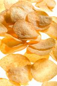 Chips Close Up
