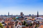picture of copenhagen  - Copenhagen City Denmark Scandinavia - JPG