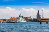 stock photo of copenhagen  - COPENHAGEN DENMARK  - JPG
