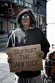 Support the Darkside