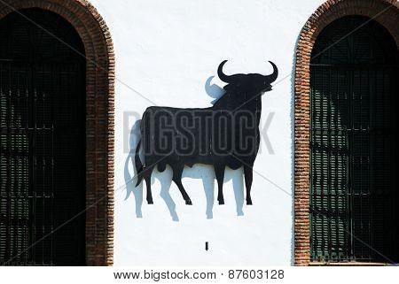 Osborne bull, El Puerto de Santa Maria.