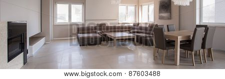 Exclusive Sitting Room Interior