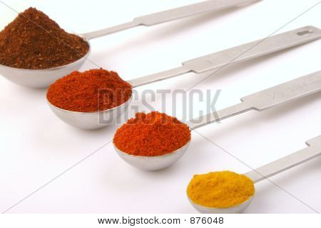 Measures Of Spices 2