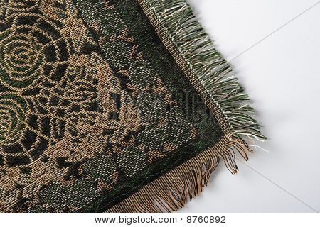 Shawl With Printed Pattern