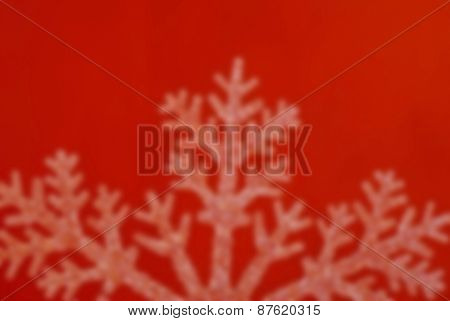 Snowflake Background
