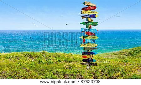 Isla Contoy Landscape, Mexico